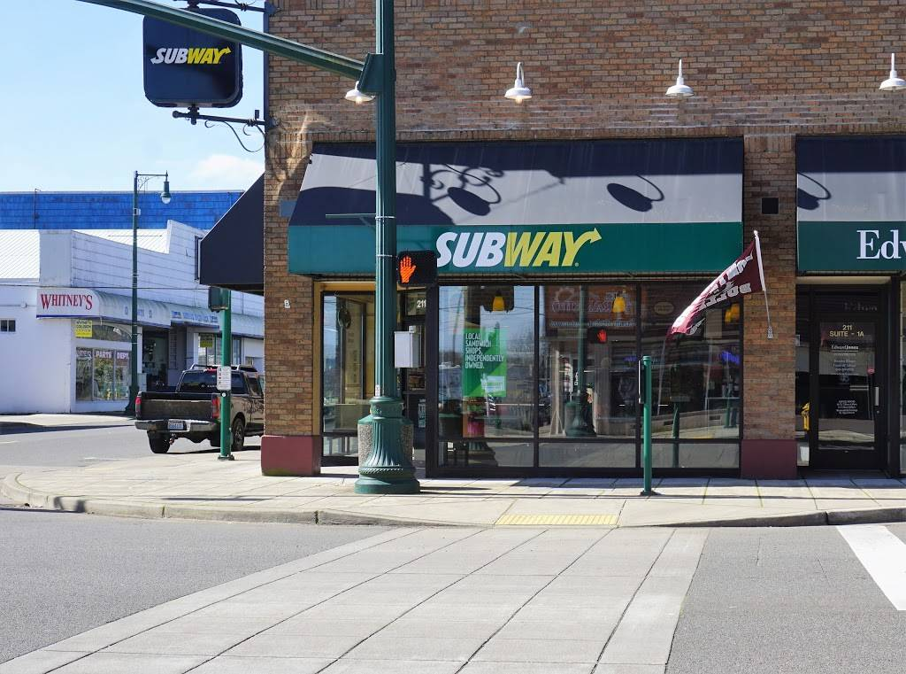 subway meal takeaway 211 s main st montesano wa 98563 usa usa restaurants