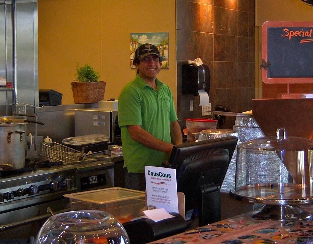 CousCous Mediterranean Grill   restaurant   5470 S 900 E, Salt Lake City, UT 84117, USA   8019388307 OR +1 801-938-8307
