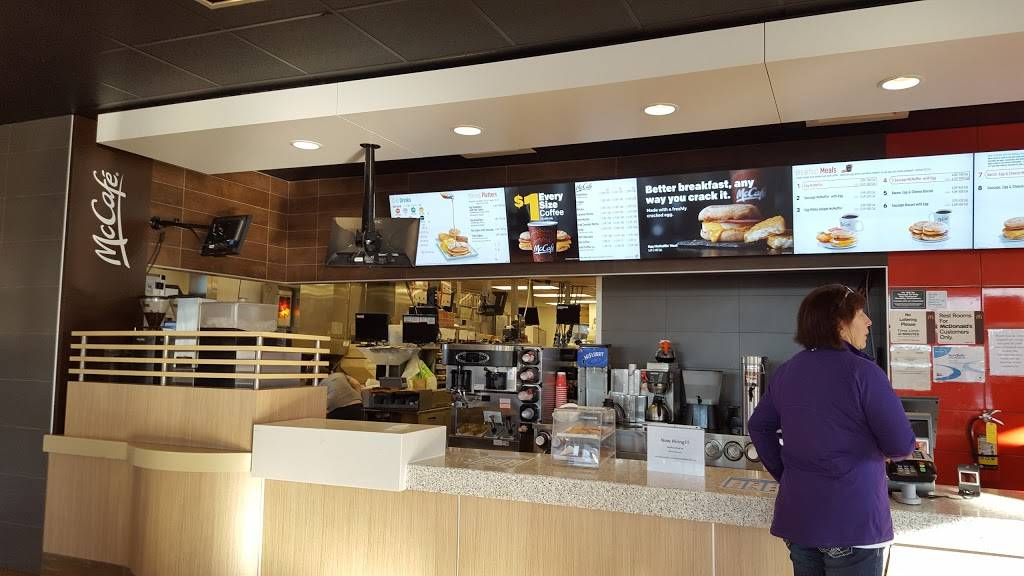 McDonalds | cafe | 2335 Florin Rd, Sacramento, CA 95822, USA | 9163941618 OR +1 916-394-1618