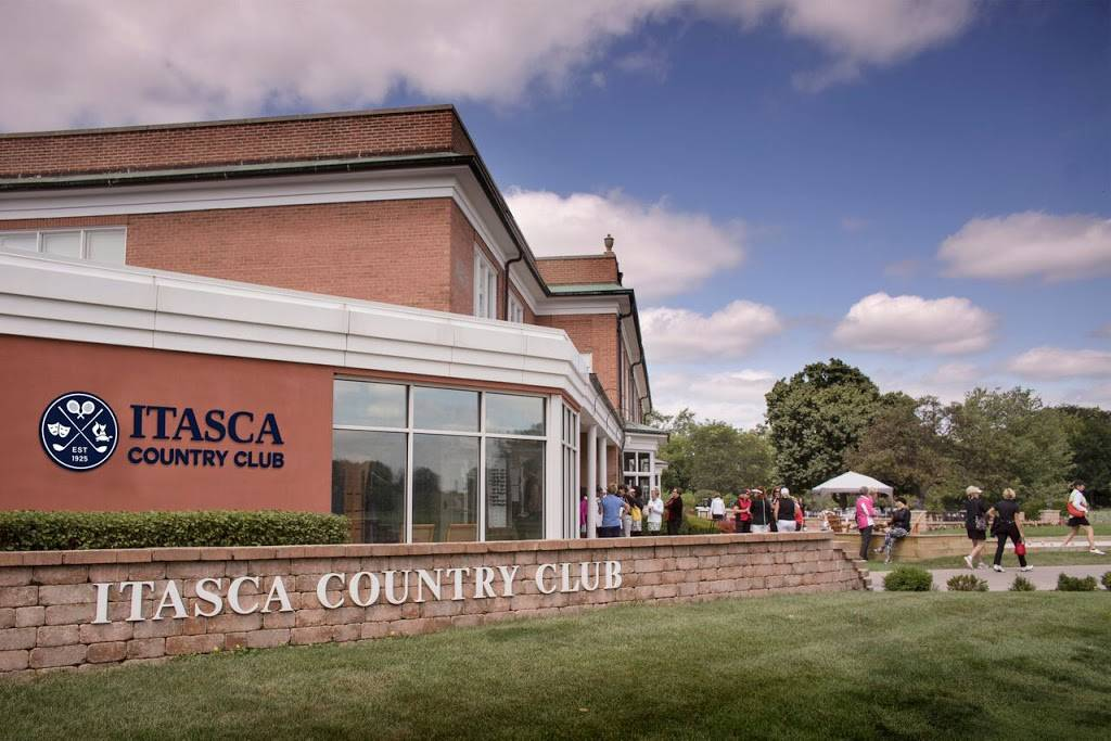 Itasca Country Club   restaurant   400 E Orchard St, Itasca, IL 60143, USA   6307731800 OR +1 630-773-1800