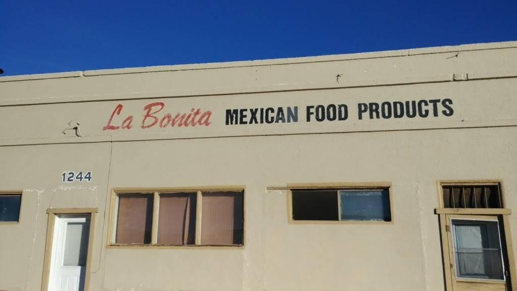 La Bonita Mexican Food Products   restaurant   Las Cruces, NM 88005, USA