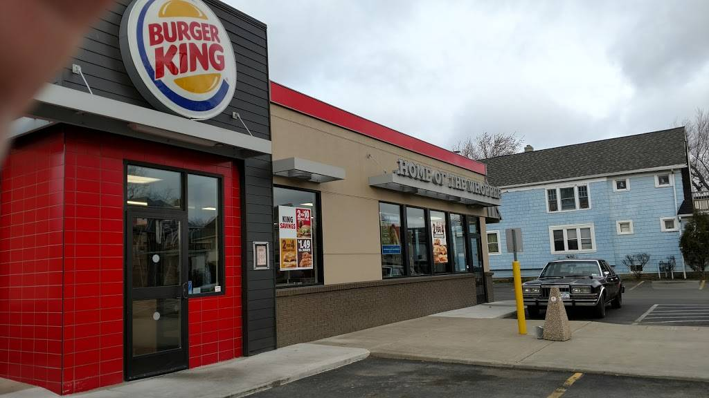 Burger King | restaurant | 2339 South Park Ave, Buffalo, NY 14220, USA | 7168280231 OR +1 716-828-0231