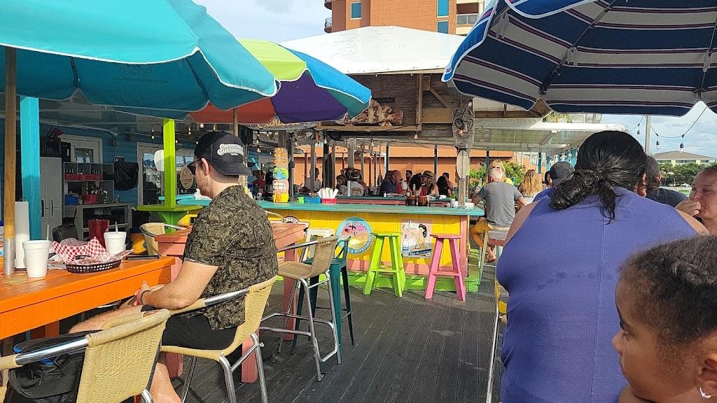 Frisky Dolphin Sunset Oyster Bar & Grill | restaurant | 715 Pensacola Beach Blvd, Pensacola Beach, FL 32561, USA | 8509343141 OR +1 850-934-3141