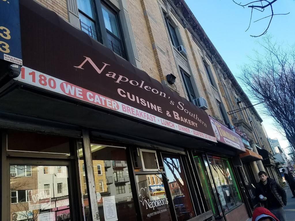 Napoleon   bakery   1180 Bedford Ave, Brooklyn, NY 11216, USA   3476633069 OR +1 347-663-3069