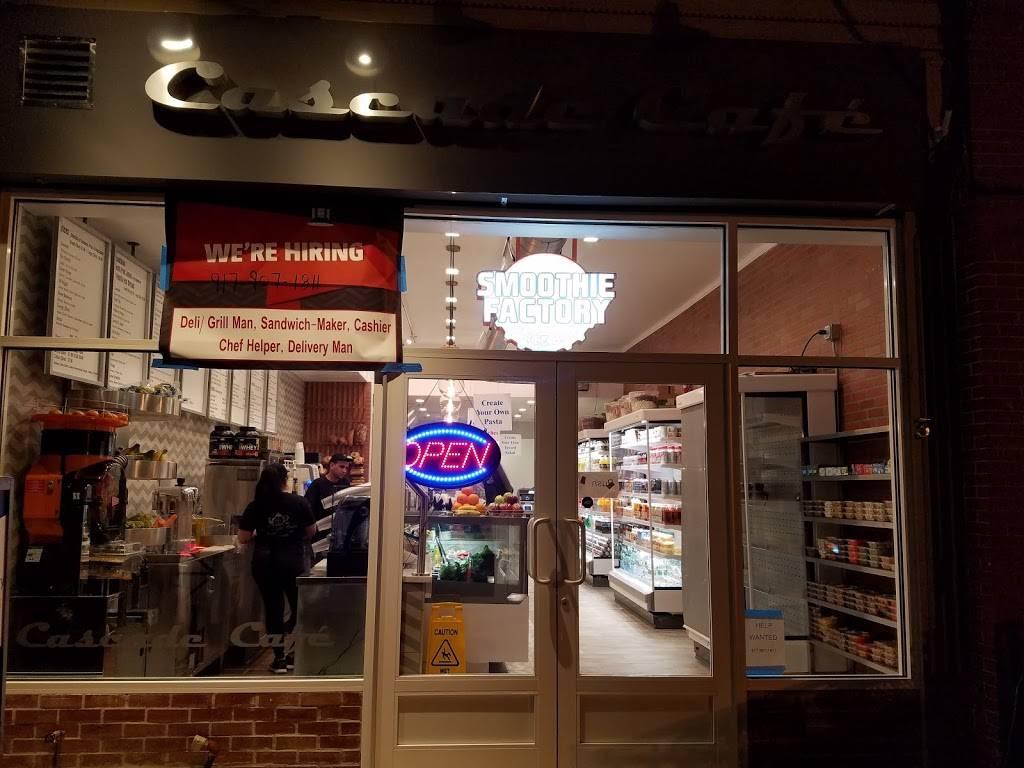Cascade cafe | cafe | 38 Hudson Pl, Hoboken, NJ 07030, USA | 2016837870 OR +1 201-683-7870