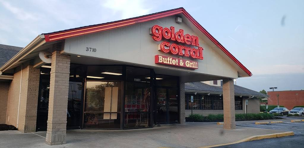 Golden Corral Buffet & Grill   meal takeaway   3710 W Dublin Granville Rd, Columbus, OH 43235, USA   6147999579 OR +1 614-799-9579