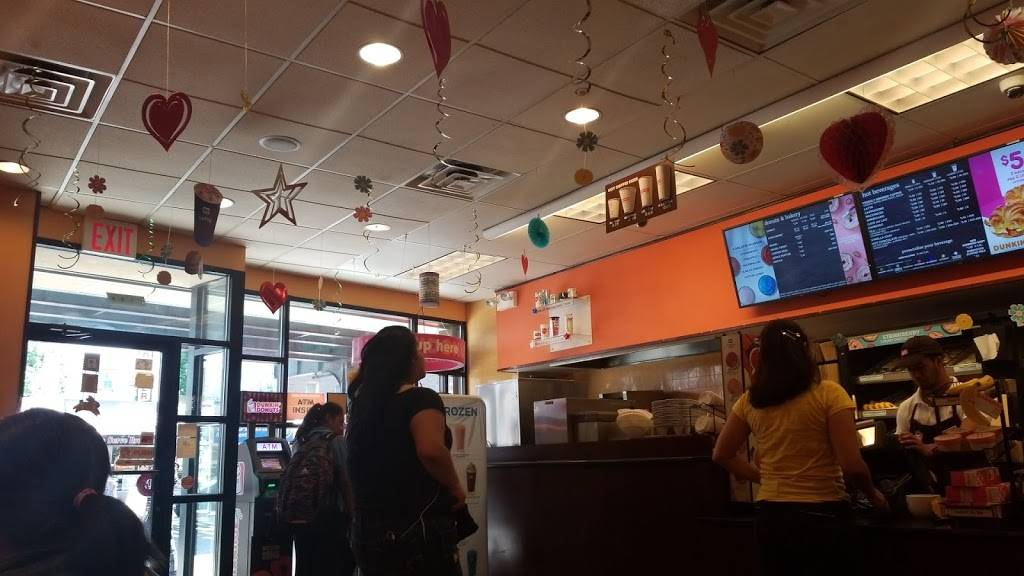 Dunkin Donuts | cafe | 1791 Westchester Ave, Bronx, NY 10472, USA | 7188243796 OR +1 718-824-3796