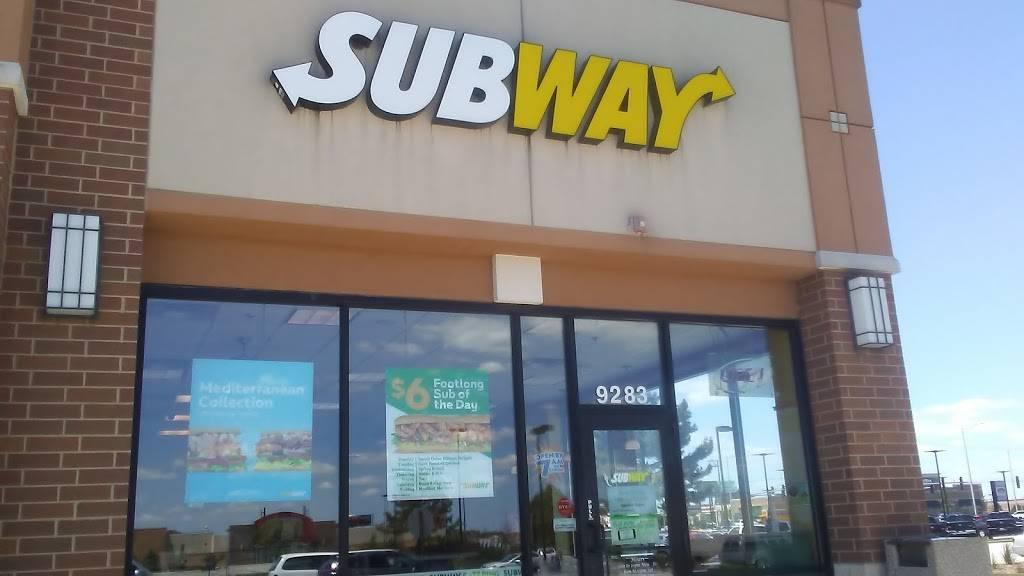 Subway Restaurants   restaurant   9265 W 159th St, Orland Hills, IL 60487, USA   7083647300 OR +1 708-364-7300
