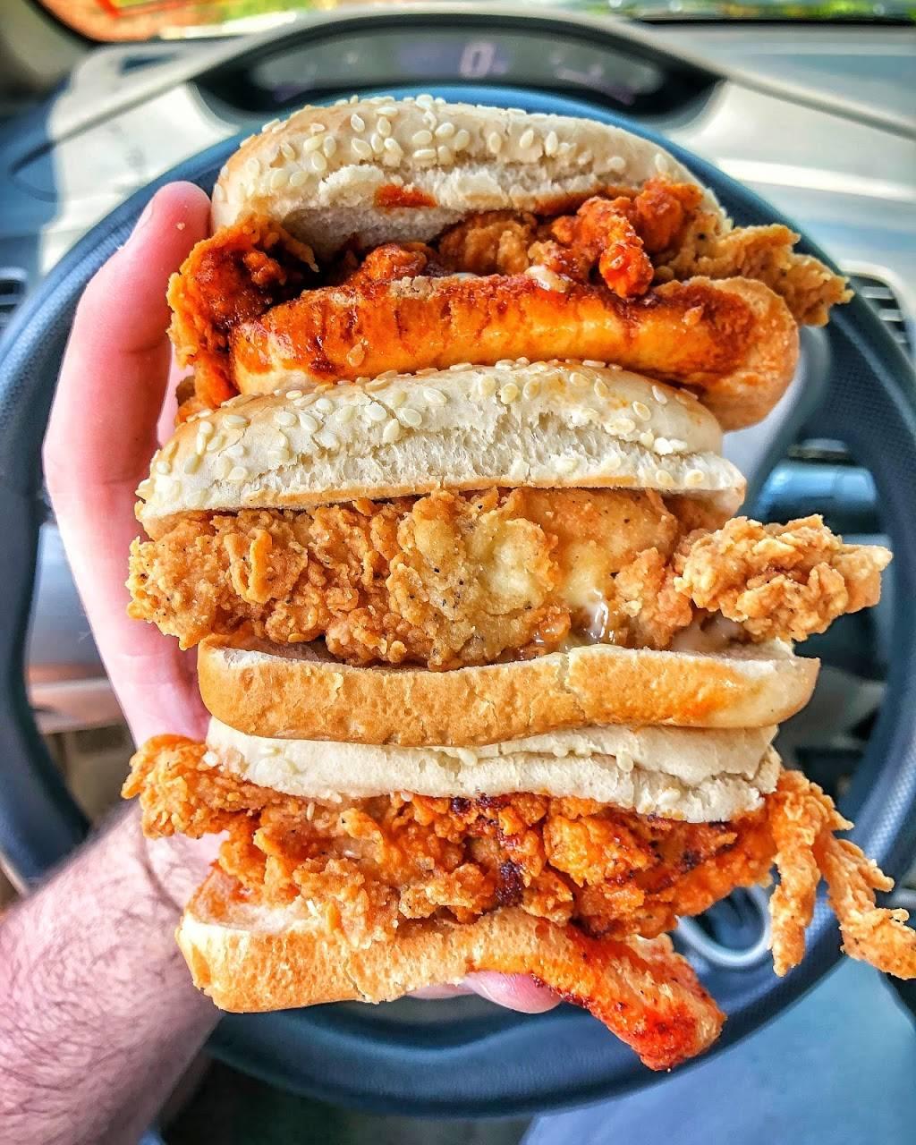 KFC   restaurant   177 NJ-17, Hasbrouck Heights, NJ 07604, USA   2014260380 OR +1 201-426-0380