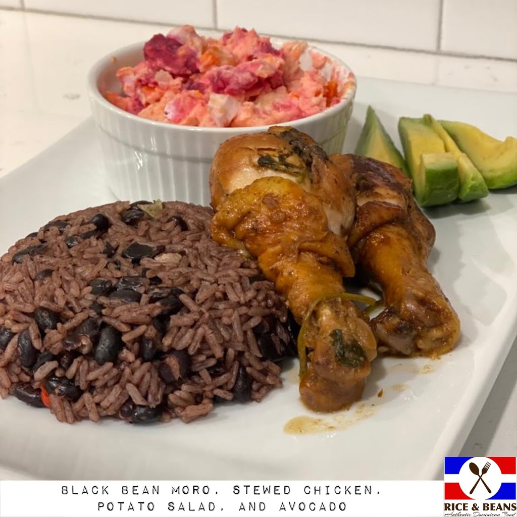 Rice & Beans   meal takeaway   288 N Broadway, Salem, NH 03079, USA