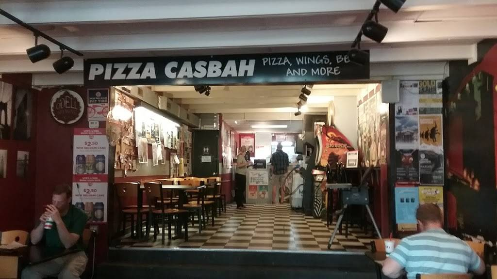 Pizza Casbah   meal delivery   126 W Laurel St, Fort Collins, CO 80524, USA   9702219144 OR +1 970-221-9144