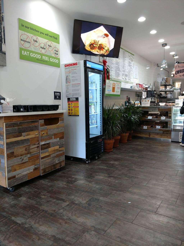 Eva S Kitchen Restaurant 12036 Queens Blvd Kew Gardens