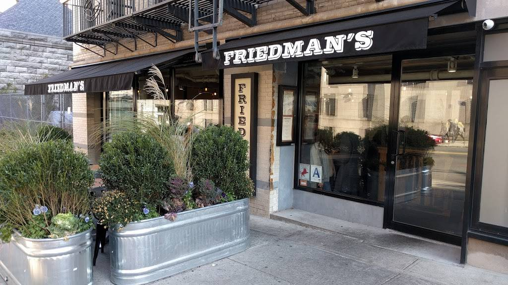 Friedmans | cafe | 1187 Amsterdam Ave, New York, NY 10027, USA | 2129320600 OR +1 212-932-0600