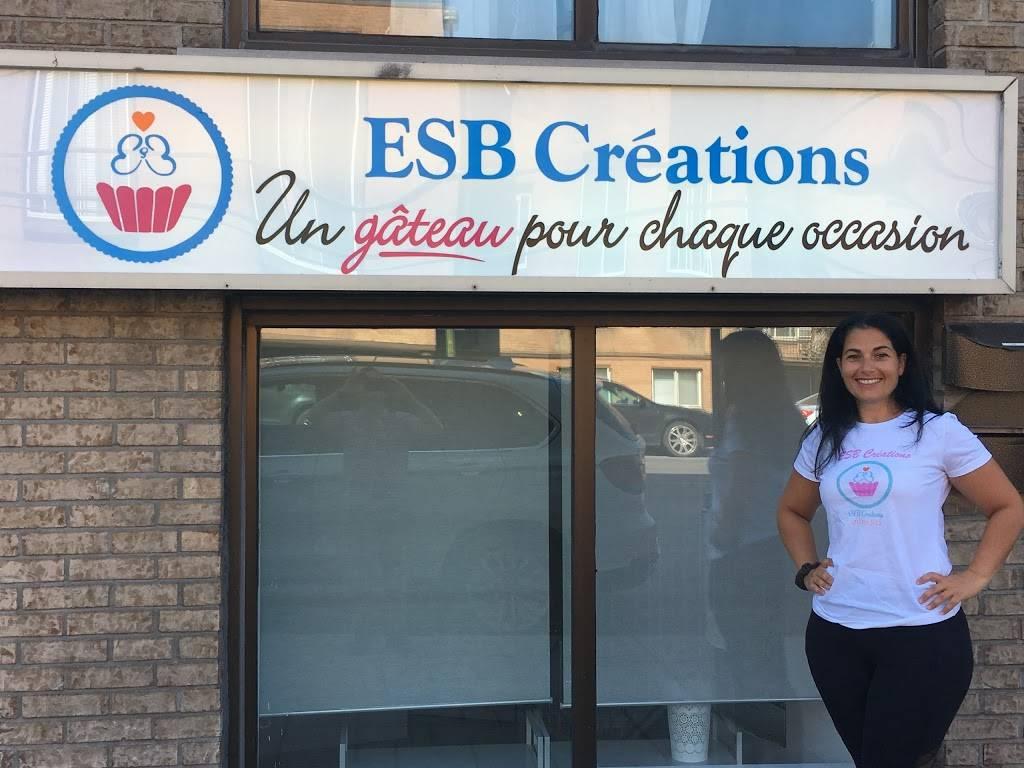 ESB Creations -MK | bakery | 6124 Chemin de la Côte-Saint-Luc, Montréal, QC H3X 2G9, Canada | 5145883613 OR +1 514-588-3613
