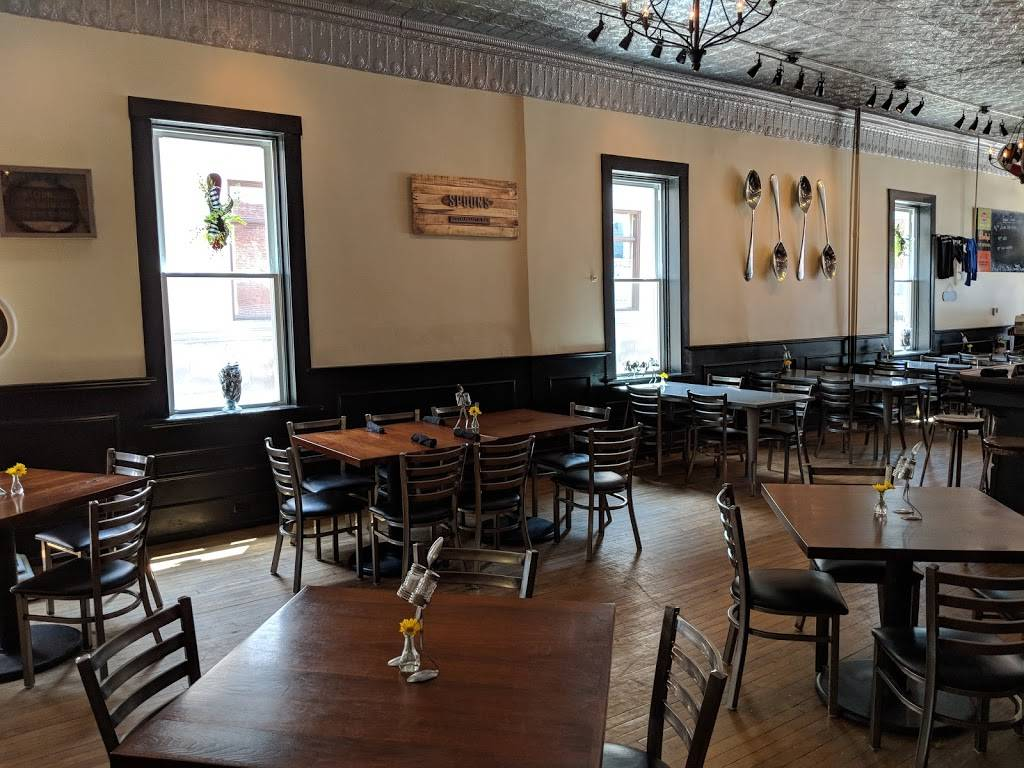 spoons restaurant and bar | 541 s main st, princeton, il