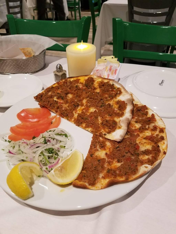 Basil Mediterranean Kitchen Restaurant 9955 Frontage Rd San Antonio Tx 78230 Usa