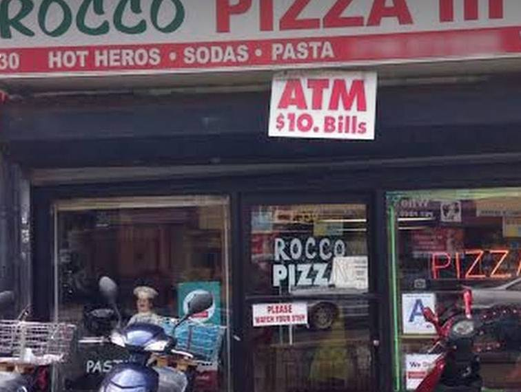 Rocco Pizza III | meal delivery | 2412, 330 Halsey St, Brooklyn, NY 11216, USA | 7185739200 OR +1 718-573-9200