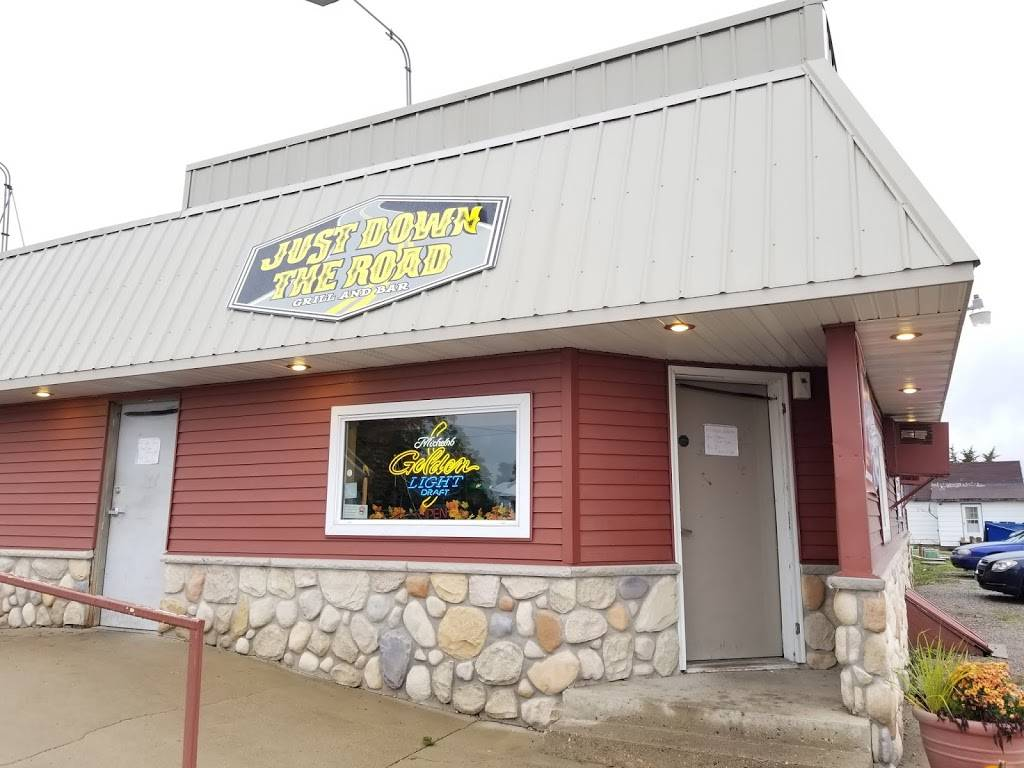 Just Down the Road grill and bar   restaurant   14381 Hwy 55 NE, Regal, MN 56312, USA   3202432104 OR +1 320-243-2104