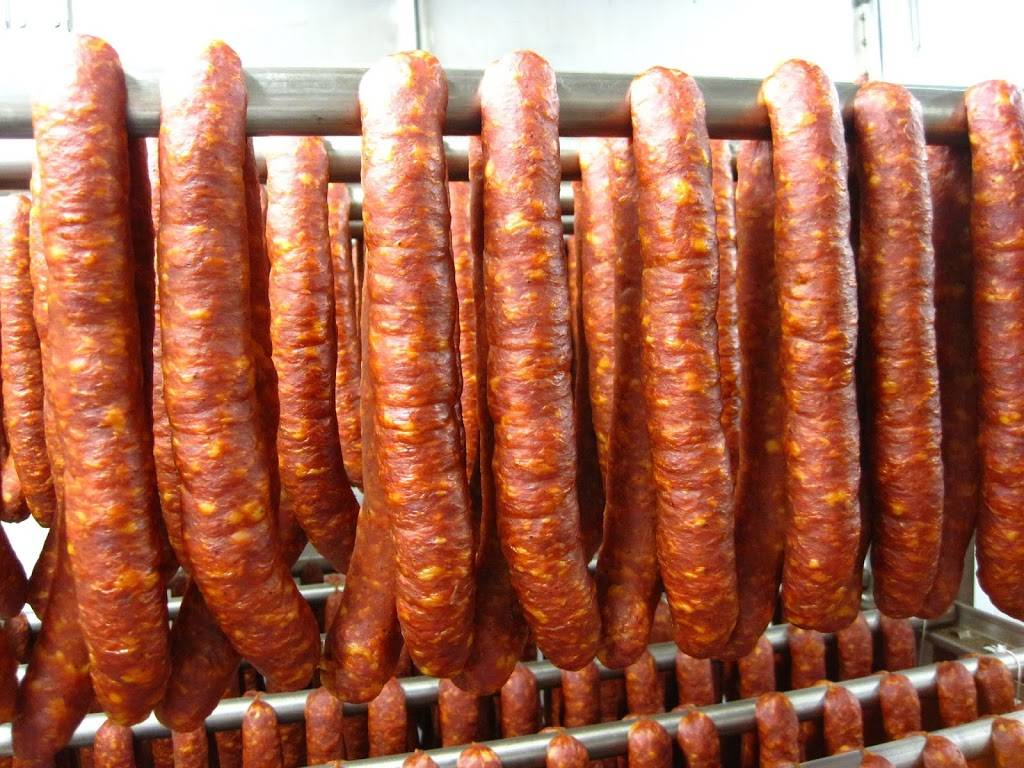 Blue Danube Sausage House | bakery | 3090 Lenworth Dr, Mississauga, ON L4X 2G1, Canada | 9056249311 OR +1 905-624-9311