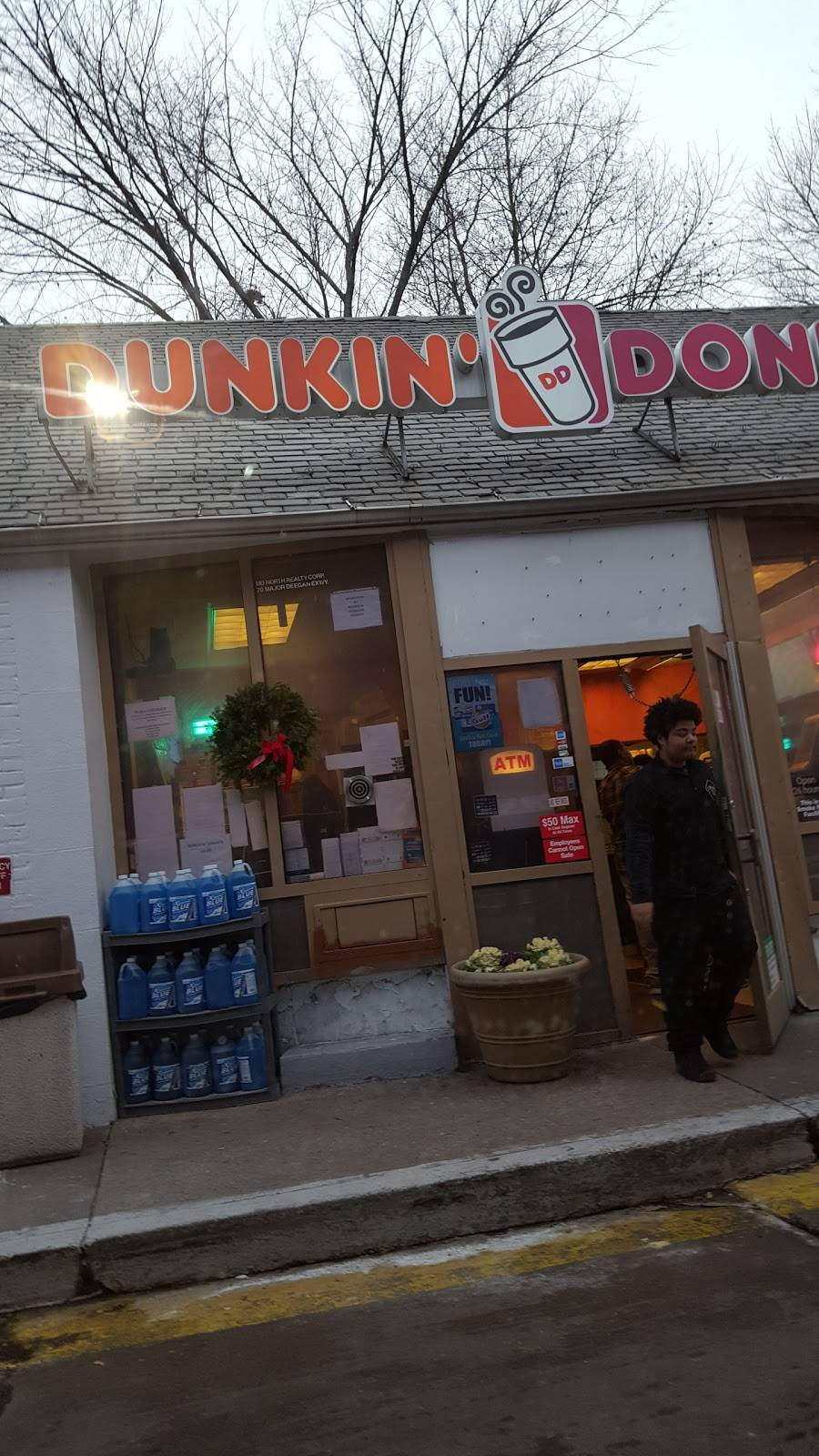 Dunkin Donuts | cafe | Gulf Gas Station, 70 Major Deegan Expy, Bronx, NY 10471, USA | 7187984858 OR +1 718-798-4858