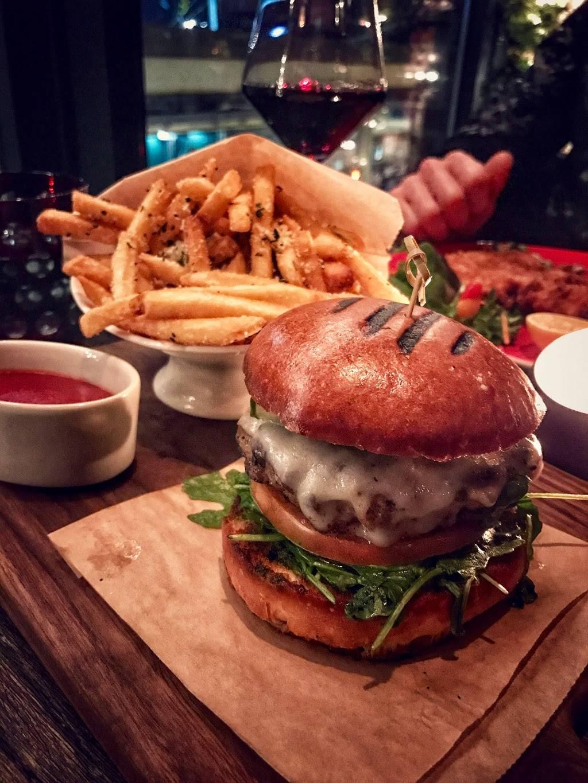 The Tuck Room | restaurant | 11 Fulton St, New York, NY 10038, USA | 2127768273 OR +1 212-776-8273
