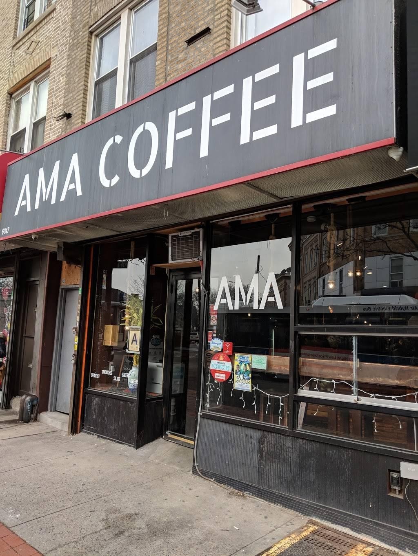 AMA COFFEE   cafe   6047 Myrtle Ave, Ridgewood, NY 11385, USA   3478461368 OR +1 347-846-1368