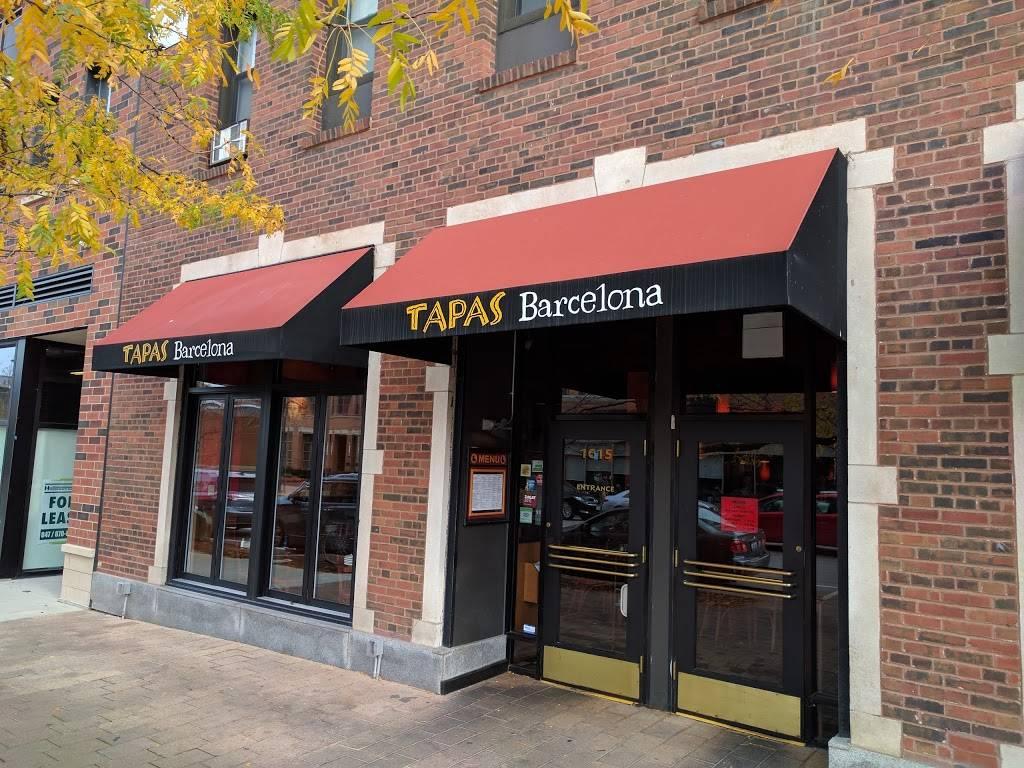 Tapas Barcelona   restaurant   1615 Chicago Ave, Evanston, IL 60201, USA   8478669900 OR +1 847-866-9900