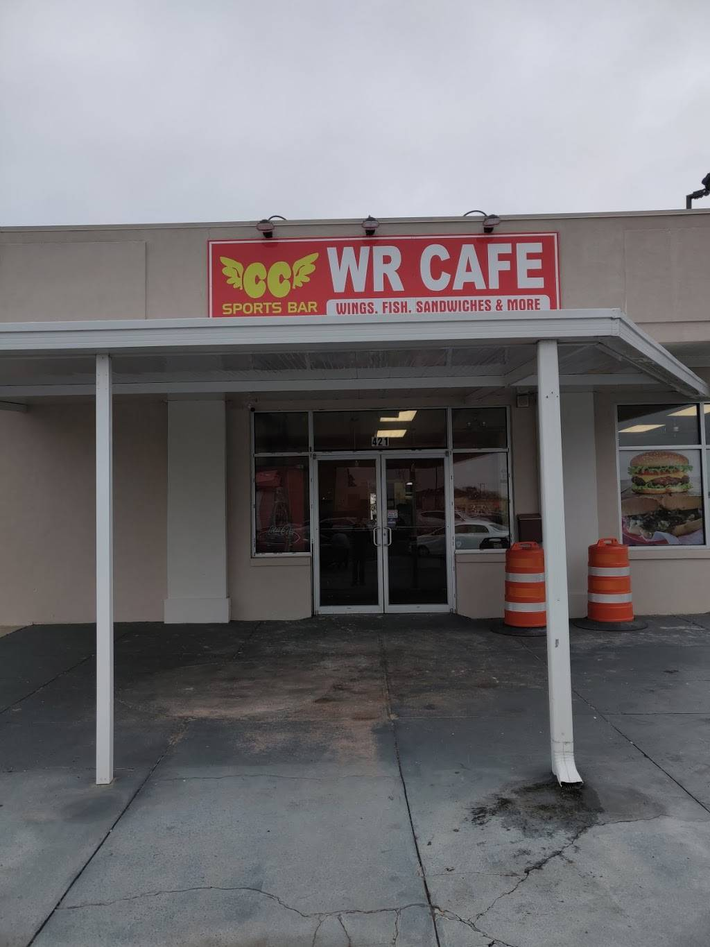 WR CAFE | restaurant | 421 N Commercial Cir, Warner Robins, GA 31093, USA | 4782734200 OR +1 478-273-4200
