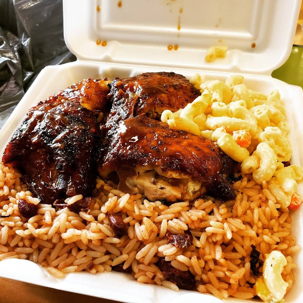 Spicy Island Jerk | restaurant | 135 Main St N, Brampton, ON L6X 1M9, Canada | 9054555010 OR +1 905-455-5010
