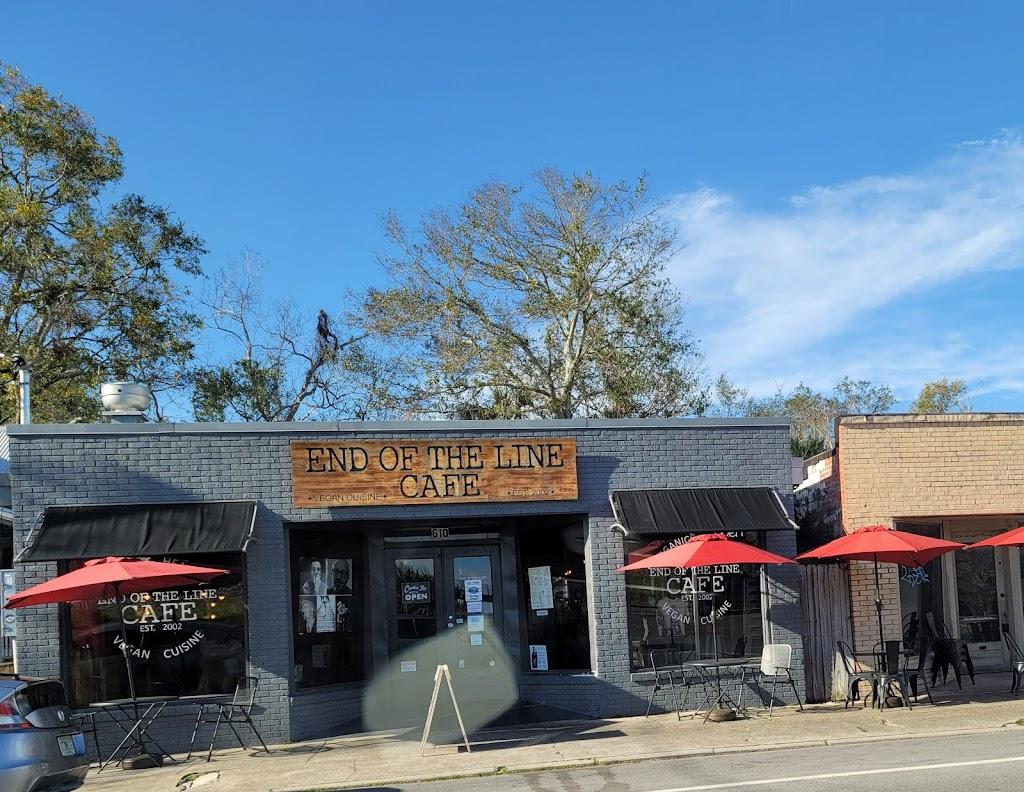 End Of The Line Cafe   restaurant   610 E Wright St, Pensacola, FL 32501, USA   8504290336 OR +1 850-429-0336
