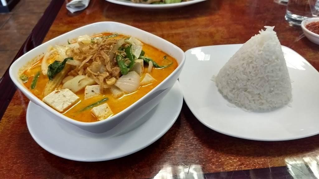Nana Thai   restaurant   406 Central Ave, Jersey City, NJ 07307, USA   2013600035 OR +1 201-360-0035