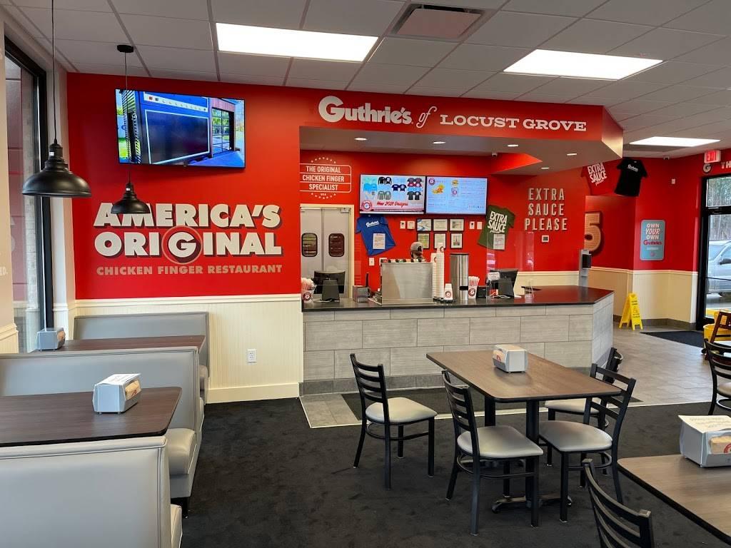 Guthrie's | restaurant | 3030 Bill Gardner Pkwy, Locust Grove, GA 30248, USA