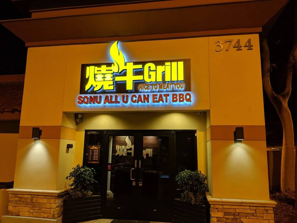 SONU BBQ | restaurant | 3744 Mission Ave, Oceanside, CA 92058, USA | 7606963686 OR +1 760-696-3686