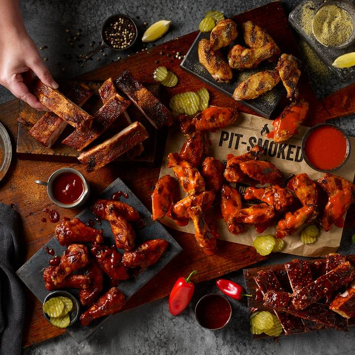 Dickeys Barbecue Pit | meal delivery | 111 N Massey Blvd, Nixa, MO 65714, USA | 4177241100 OR +1 417-724-1100