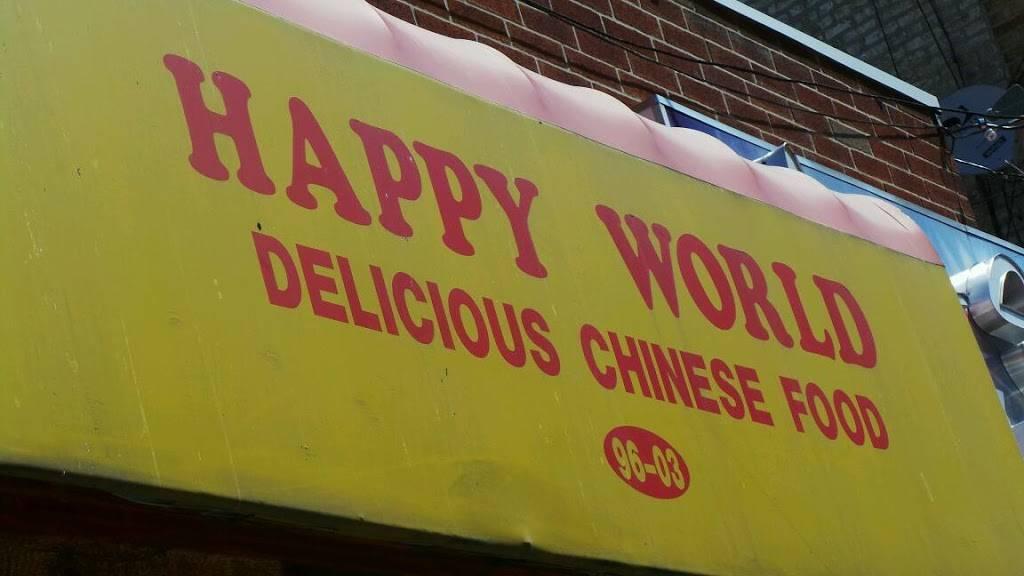 Happy World   restaurant   9603 37th Ave, Corona, NY 11368, USA   7188981711 OR +1 718-898-1711