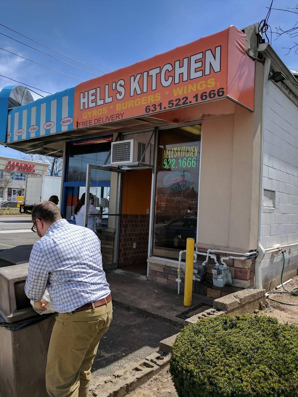 Hell S Kitchen Restaurant 1290 Deer Park Ave North Babylon Ny 11703 Usa