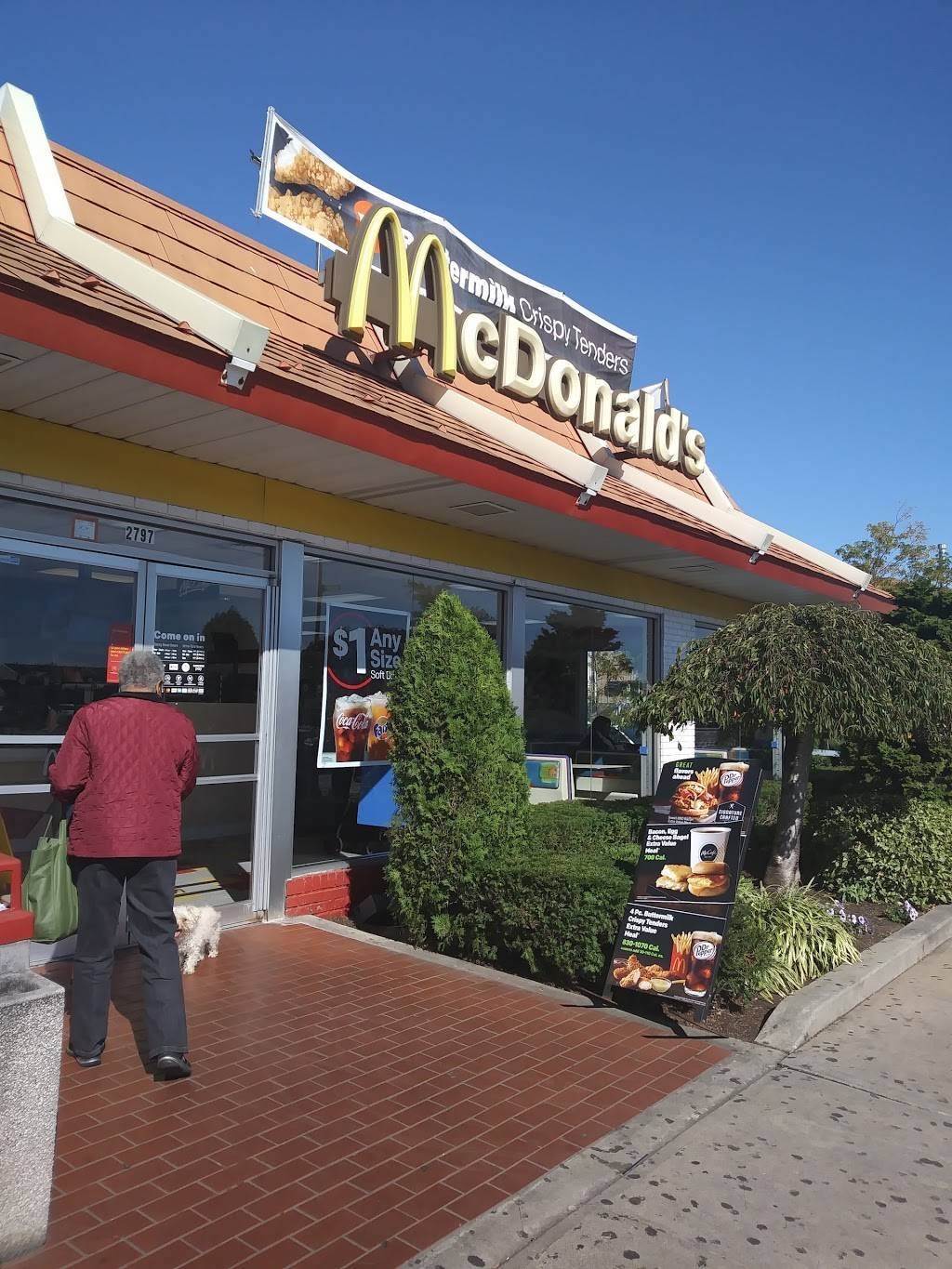McDonalds | cafe | 2797 Linden Blvd, Brooklyn, NY 11208, USA | 7188274227 OR +1 718-827-4227