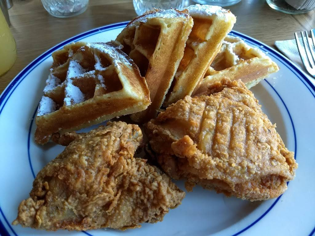 Sweet Chick | restaurant | 46-42 Vernon Blvd, Long Island City, NY 11101, USA | 7184334064 OR +1 718-433-4064