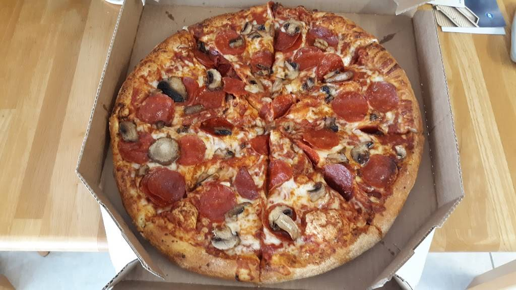 Dominos Pizza | meal delivery | 40188 US Highway 19 N, Tarpon Springs, FL 34689, USA | 7279451700 OR +1 727-945-1700
