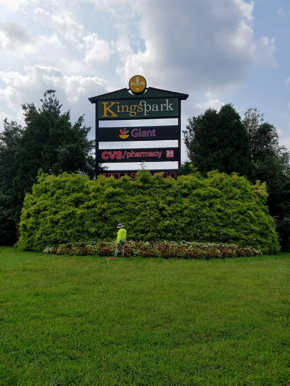 Kings Park Shopping Center | shopping mall | 8970 Burke Lake Rd, Springfield, VA 22151, USA | 7034424300 OR +1 703-442-4300