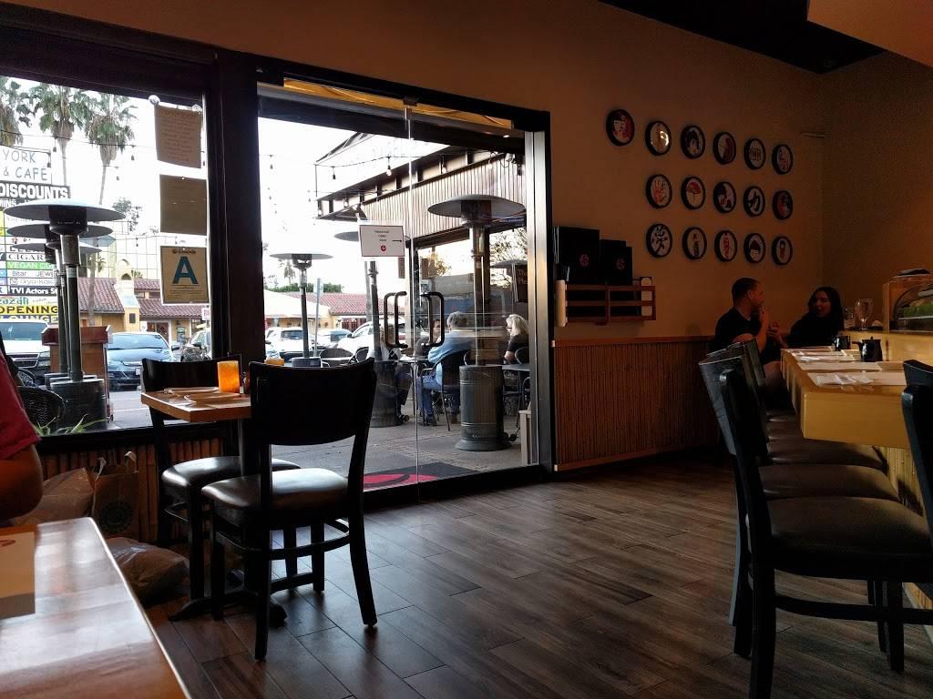 Dojo Sushi   restaurant   14423 Ventura Blvd, Sherman Oaks, CA 91423, USA   8188495376 OR +1 818-849-5376