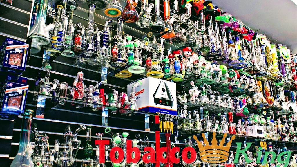 TOBACCO KING & VAPE KING OF GLASS, HOOKAH, CIGAR AND NOVELTY | meal takeaway | 4315 Dale Blvd A, Woodbridge, VA 22193, USA | 5714027102 OR +1 571-402-7102