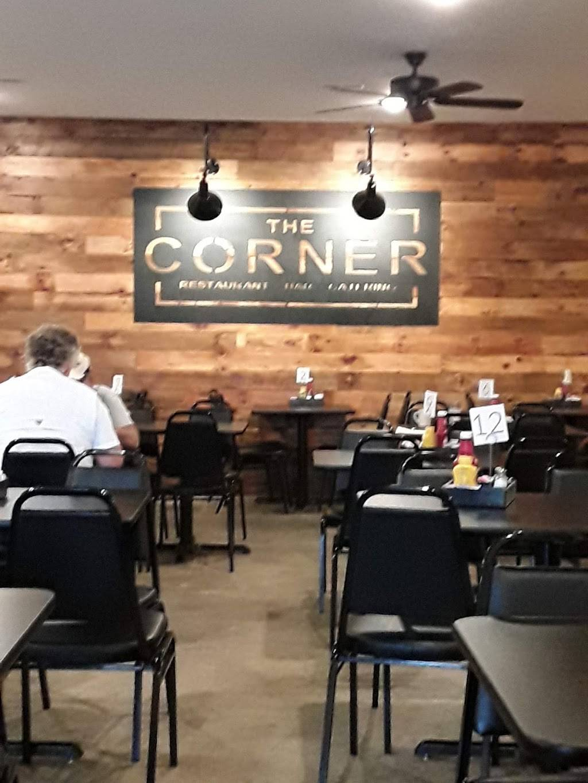 The Corner Restaurant-Bar-Catering | restaurant | 111 Bluff St, Rhineland, MO 65069, USA | 5732364411 OR +1 573-236-4411