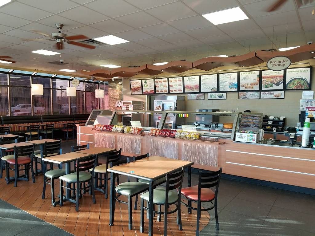 Subway Restaurants 2450 E Main St Suite A League City Tx