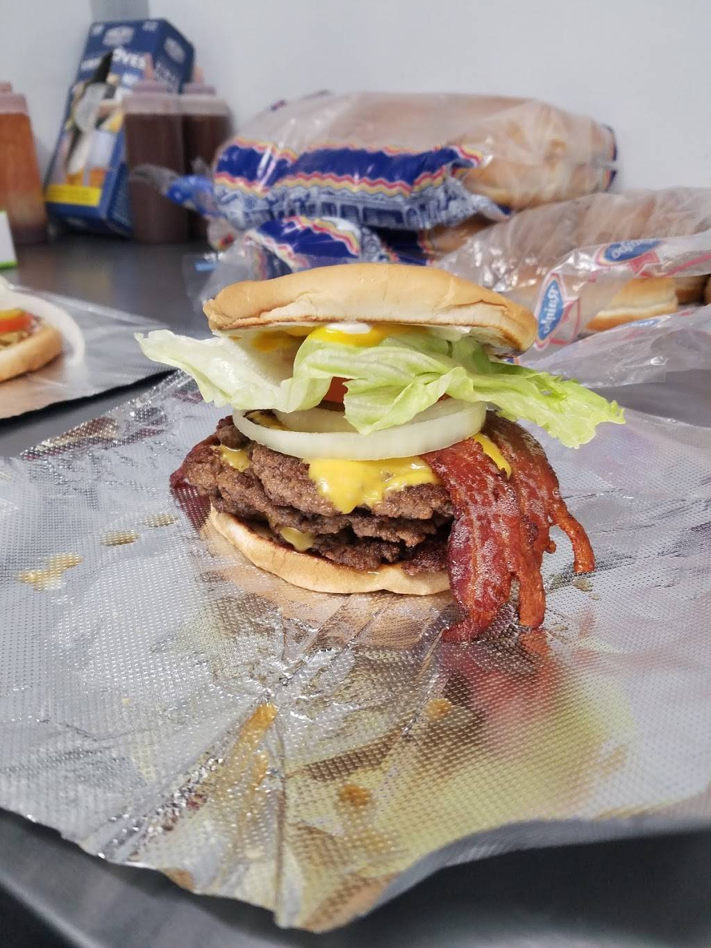 Momma Louise Bbq burgers and more | restaurant | 520 F St #2144, Wynne, AR 72396, USA | 8703626334 OR +1 870-362-6334