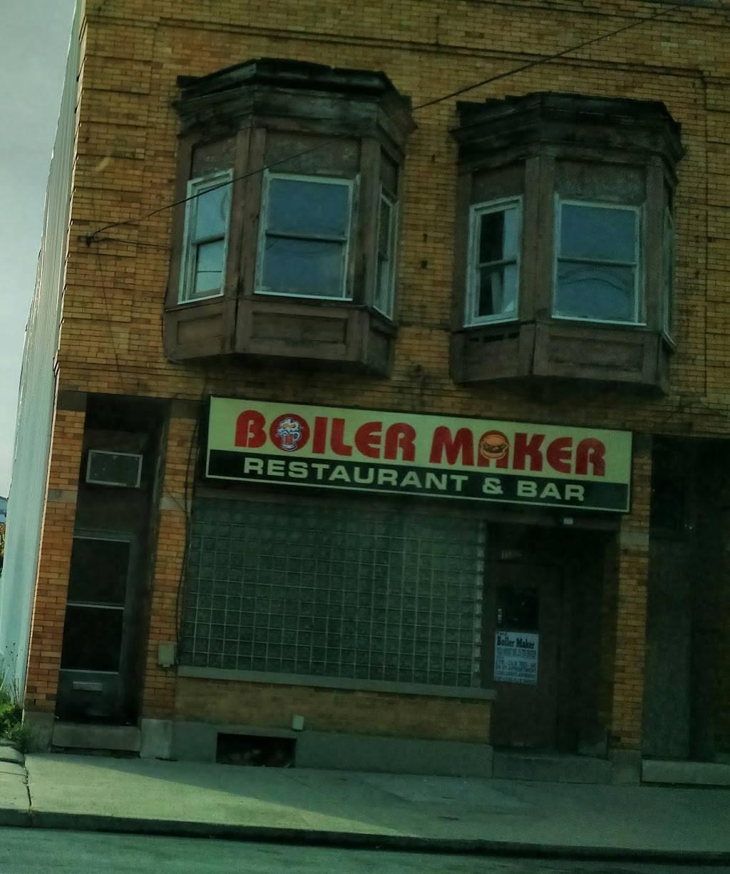 Boiler Maker Restaurant & Bar | restaurant | E Market St, Lima, OH 45801, USA