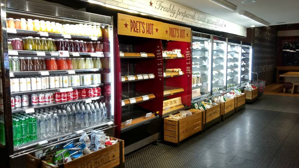 Pret A Manger | cafe | 857 Broadway, New York, NY 10003, USA | 6464764264 OR +1 646-476-4264