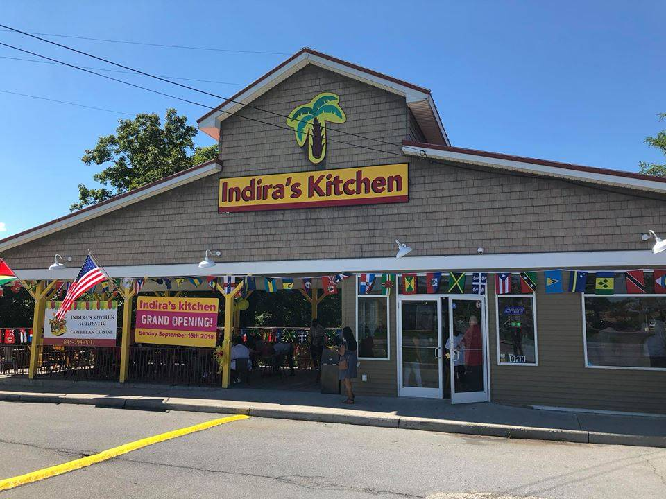 Indiras Kitchen Caribbean Cuisine | restaurant | 255 Dunning Rd, Middletown, NY 10940, USA | 8453940011 OR +1 845-394-0011