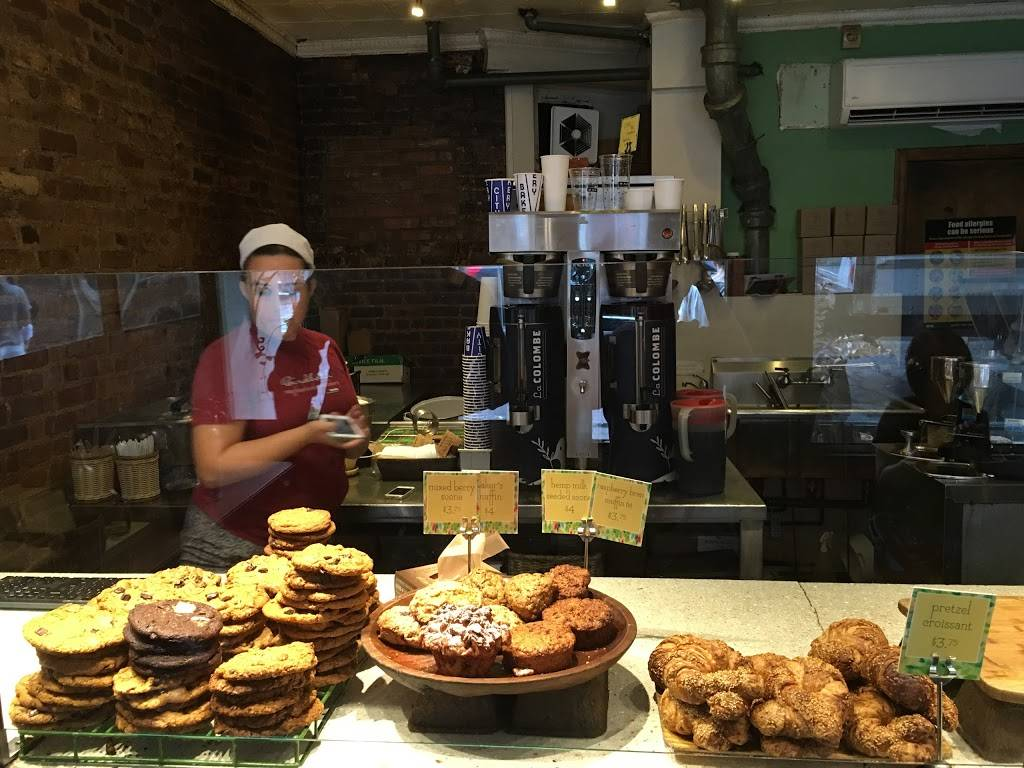 Birdbath Bakery   bakery   160 Prince St, New York, NY 10012, USA   6465567720 OR +1 646-556-7720