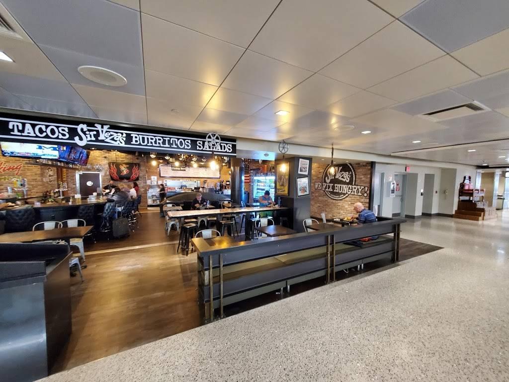 Sir Veza's - Restaurant | Tucson International Airport ...